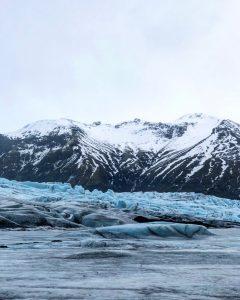 Glacier Falljokull