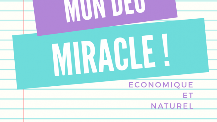 Mon déo miracle
