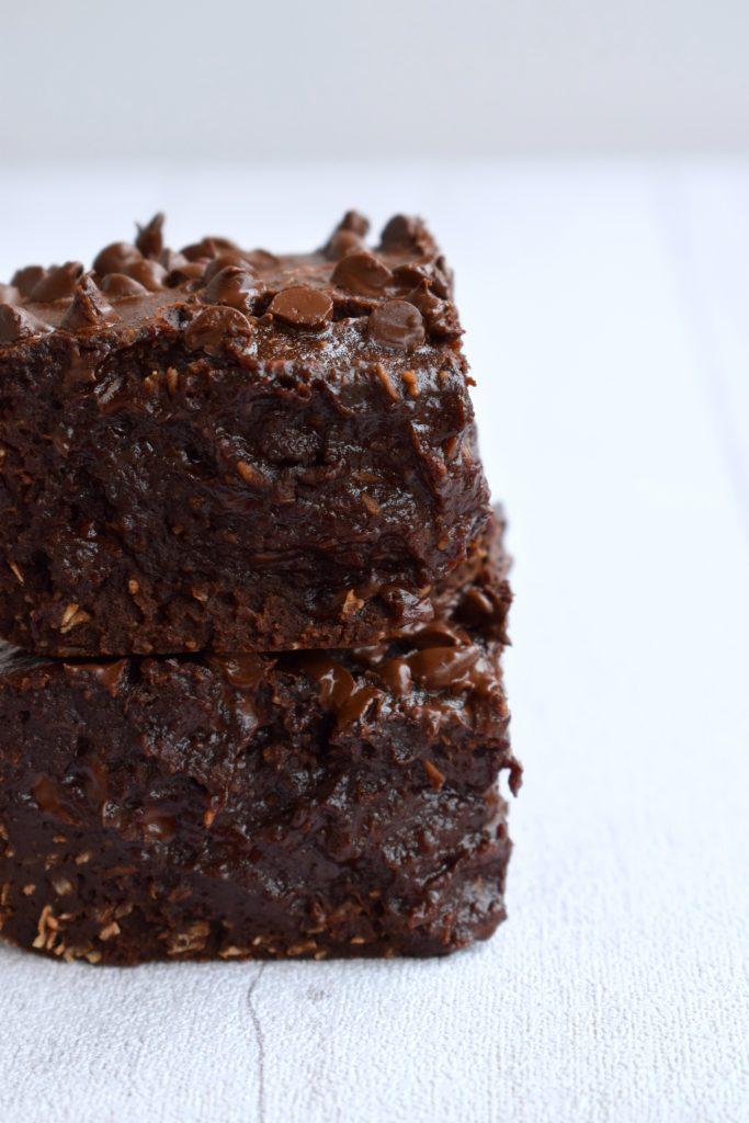 Fondant au chocolat et à la noix de coco