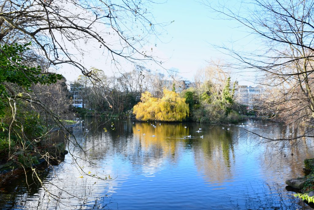 Parc de Stephen's Green