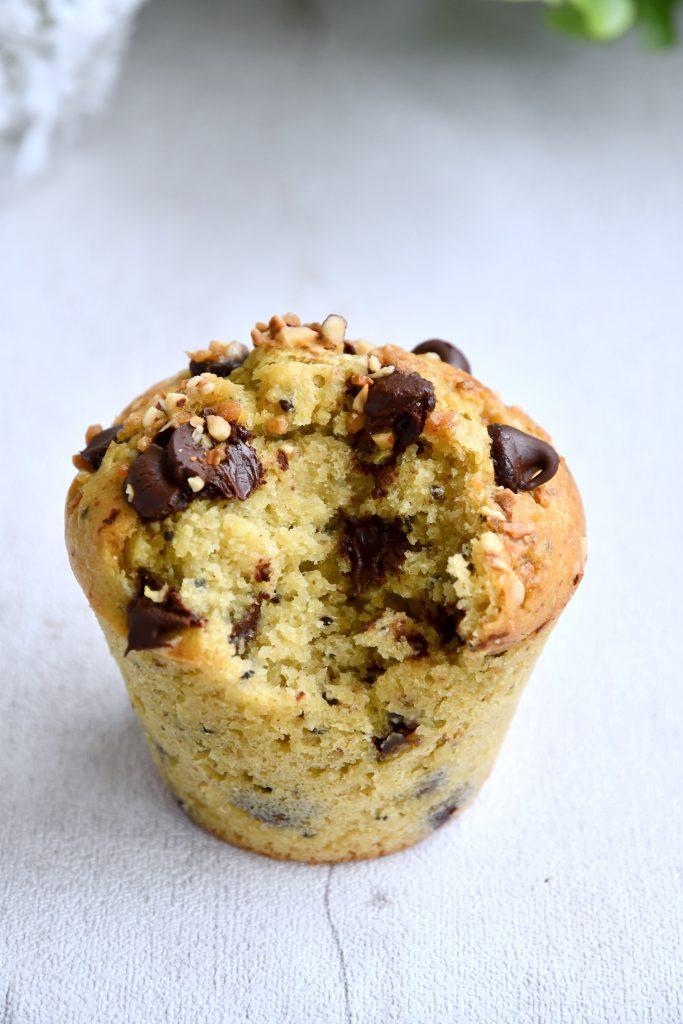 Recette facile de muffins aux kiwis.