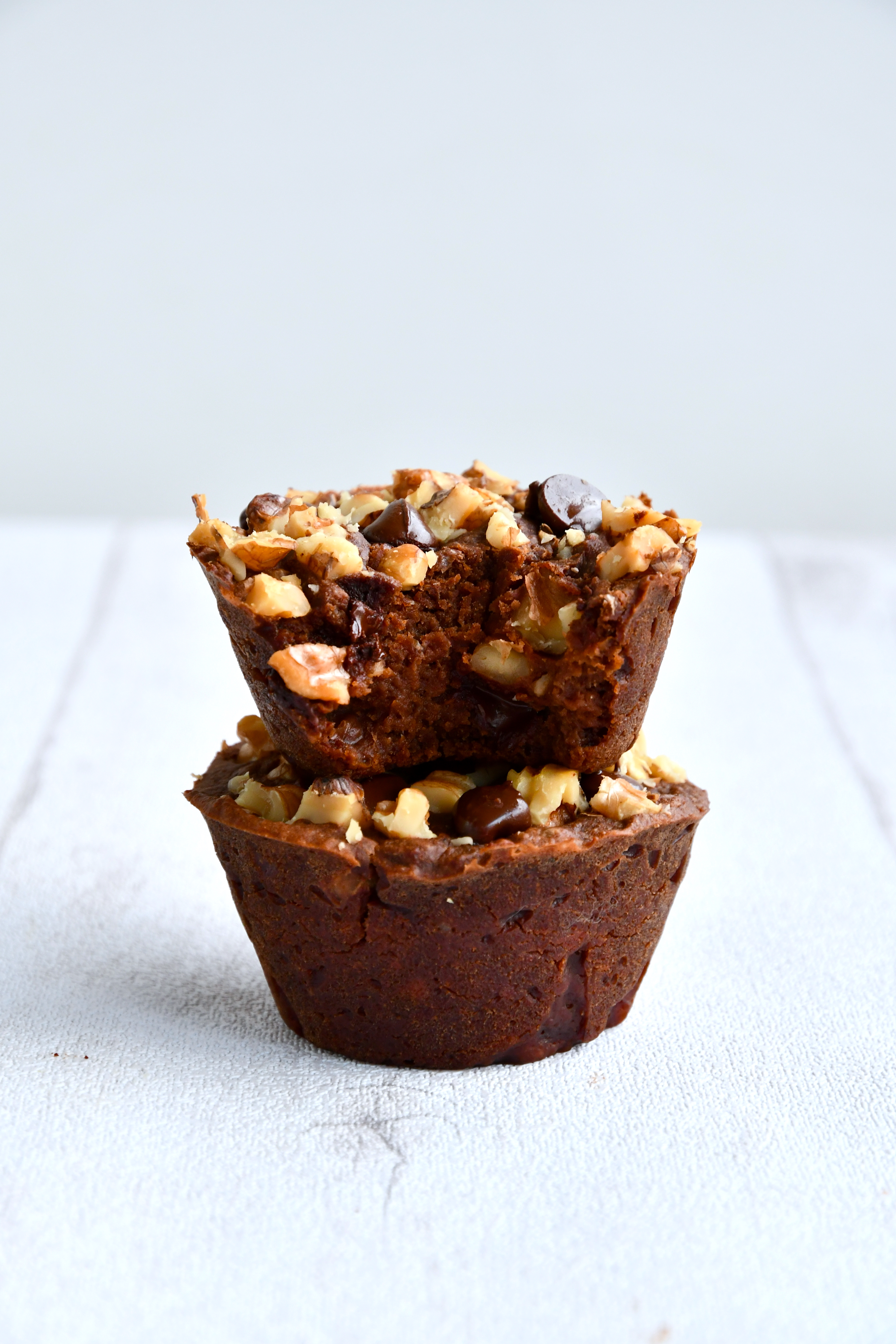 """muffins façon """"brownie"""""""