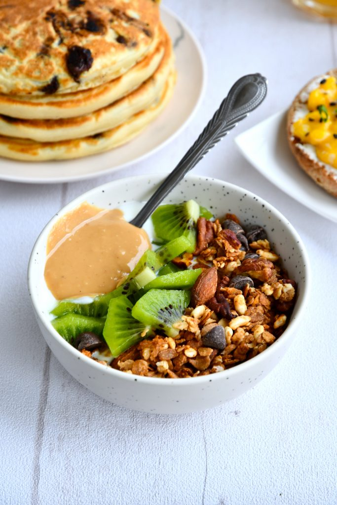 Bowl granola maison