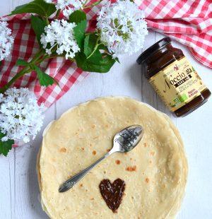 recette de pâte à crêpes vegan
