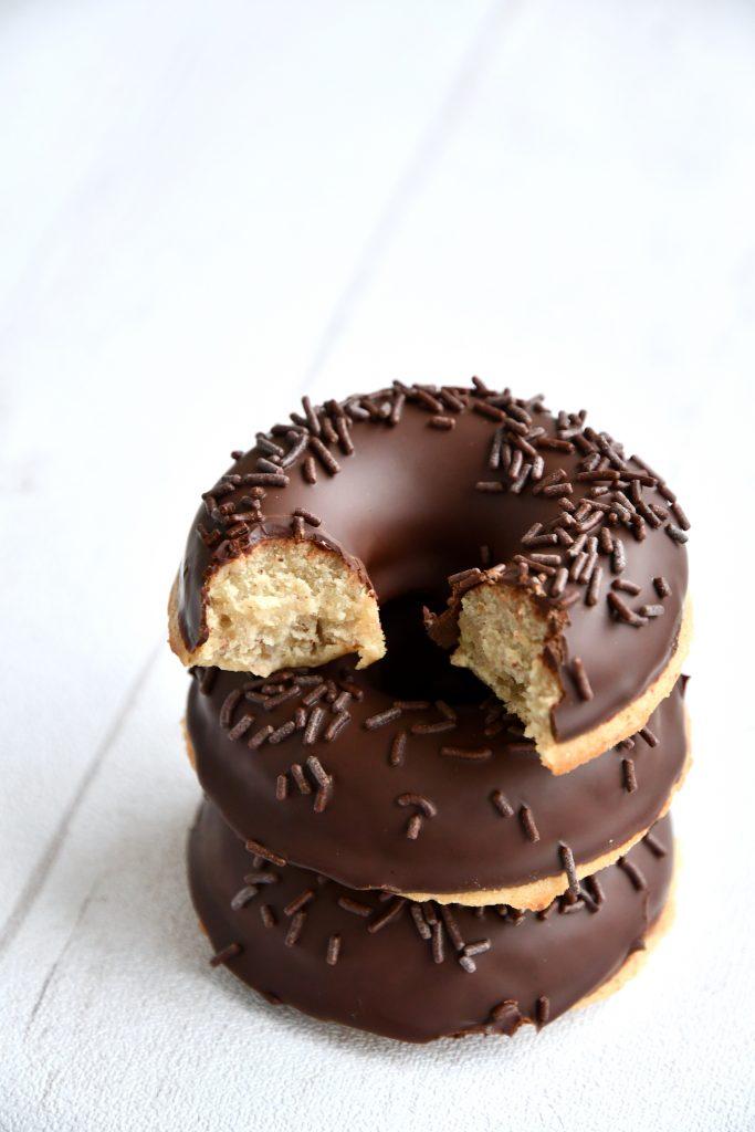 Recette de donuts healthy à la banane