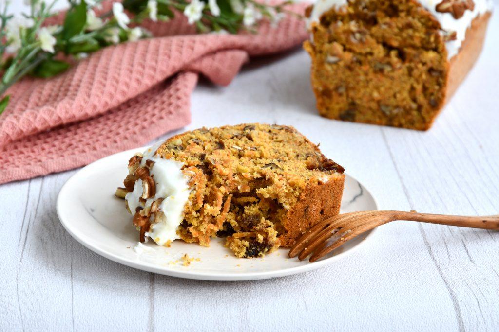 Carrot Cake : recette simple et rapide