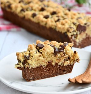 Brookie entre cookie et brownie