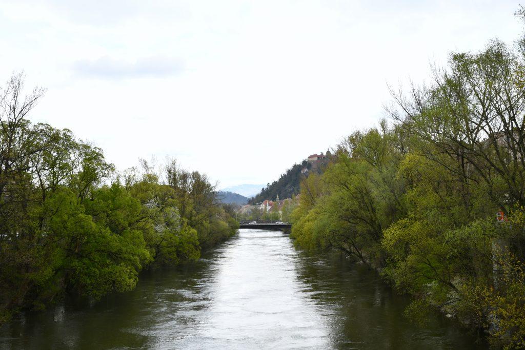 rivière la Mur