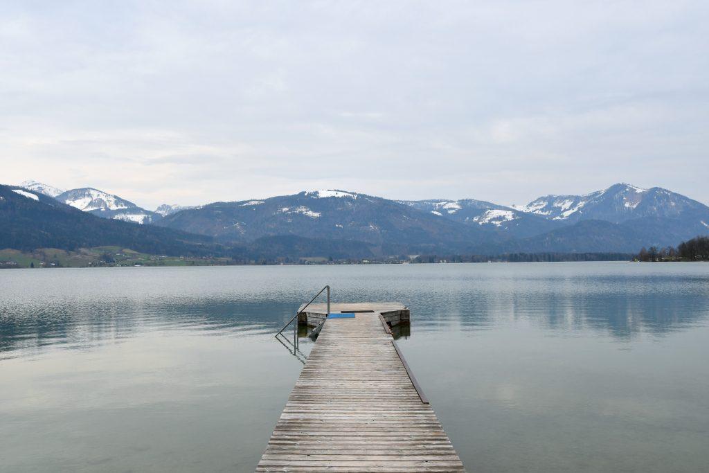 Lac saint Wolfgang