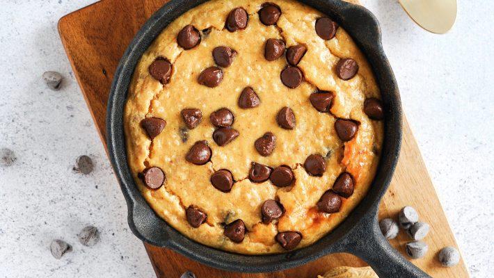 Gâteau fondant au Peanut Butter