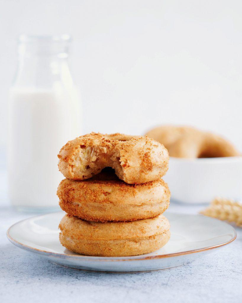 Recette de donuts aux 4 épices