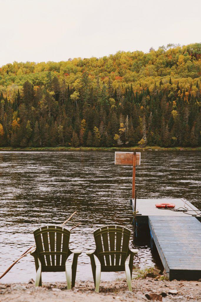 Airbnb Québec bord du Saint Maurice