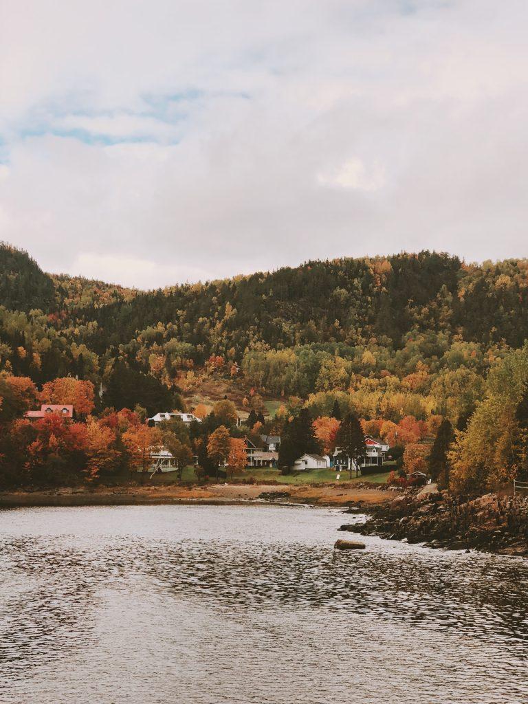 Road trip Québec : Sainte-Rose du Nord