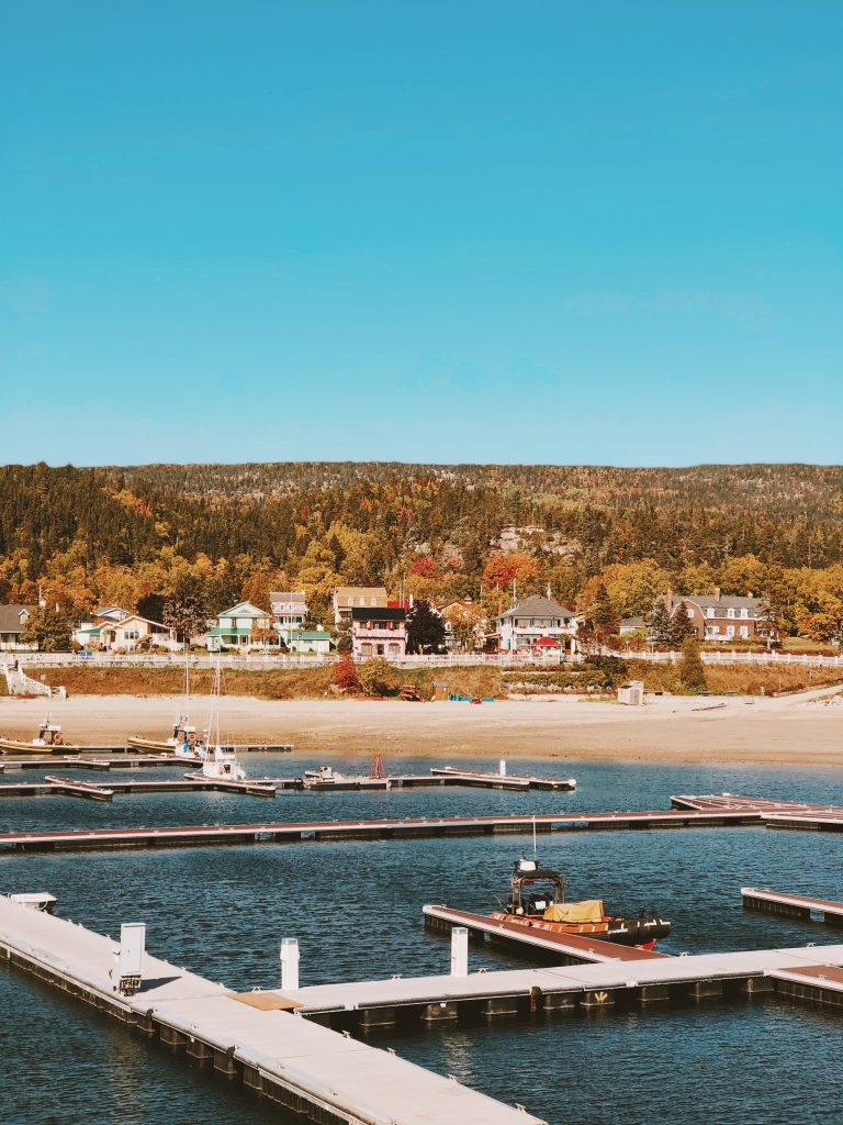 Québec : Tadoussac