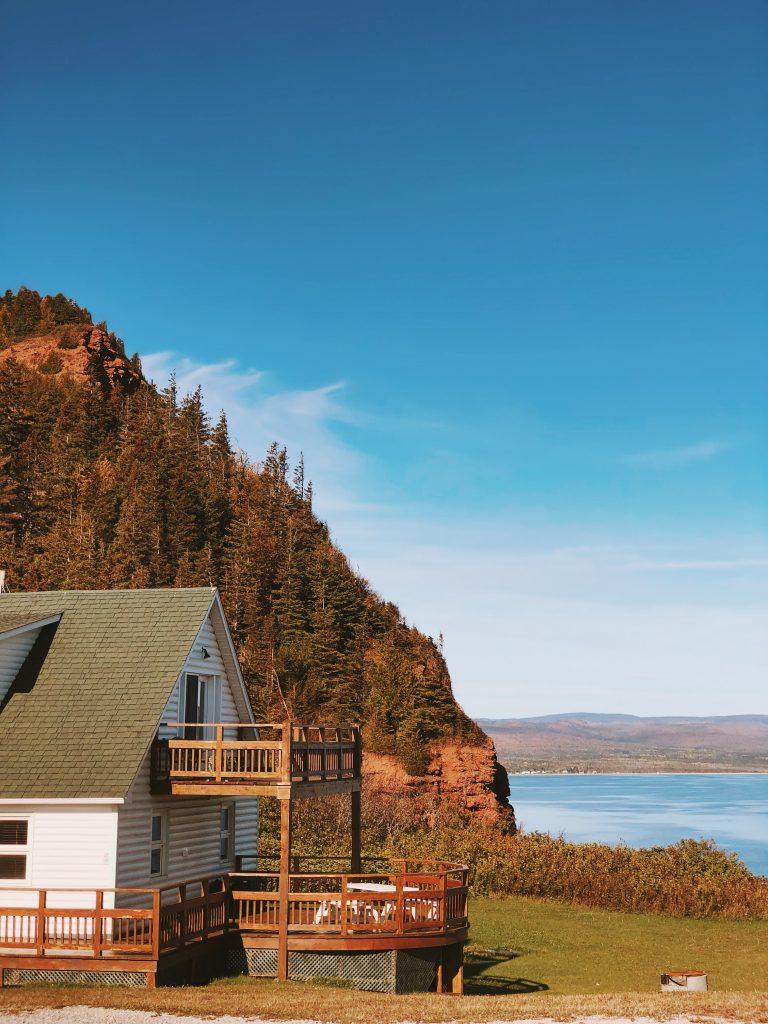 Airbnb à Percé : Québec