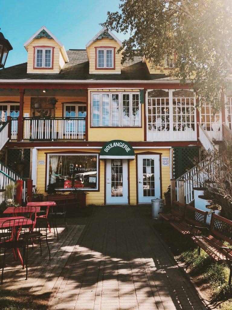 Boulangerie Tadoussac : Québec