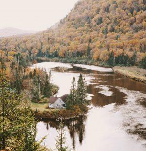 Parc National de la Jacques Cartier : Québec
