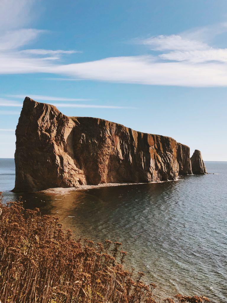 Rocher Percé : Québec