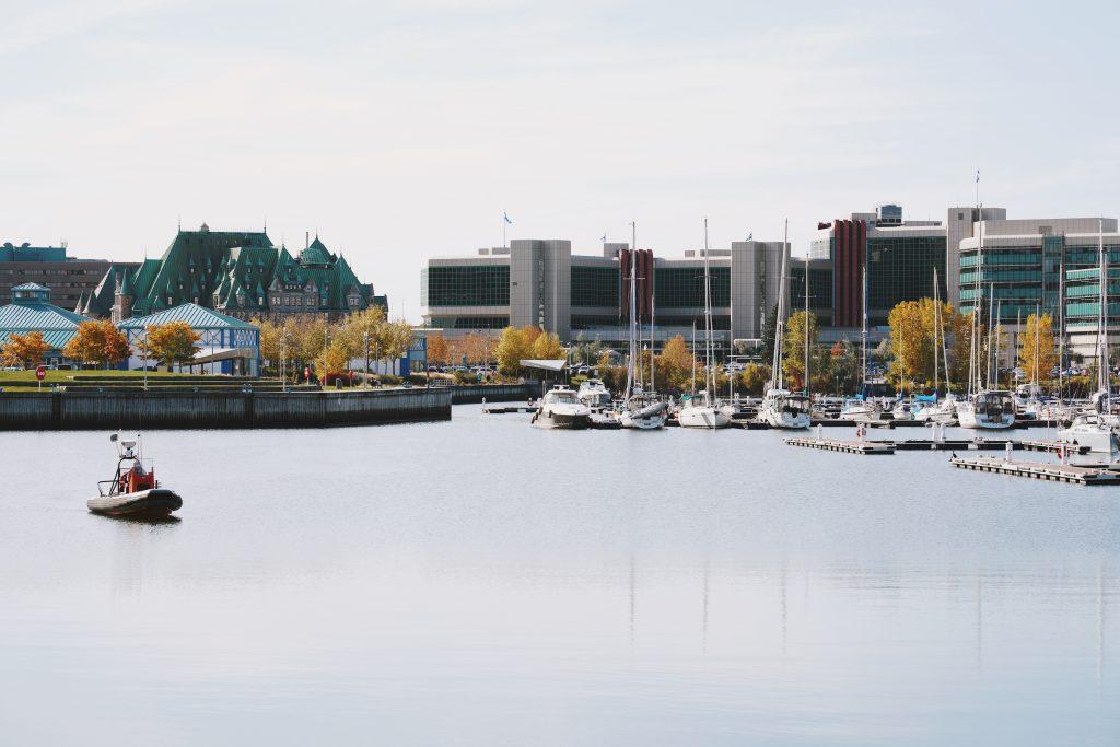 Rue saint Jean ( Québec authentique )