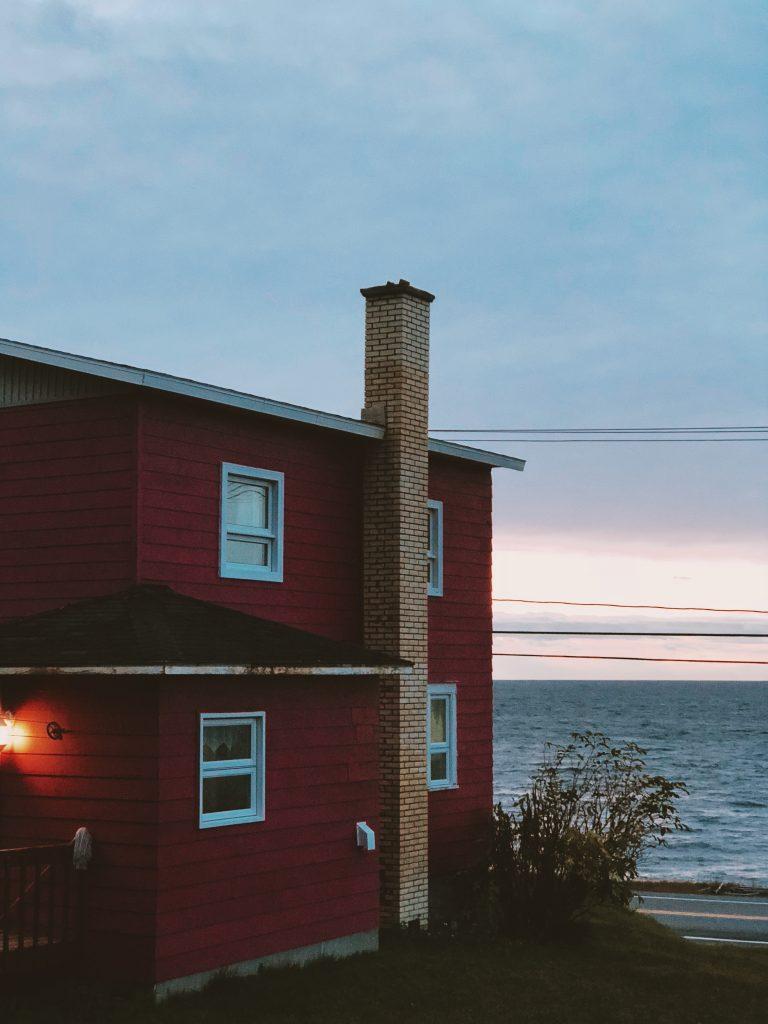Airbnb manche d'épée : Québec