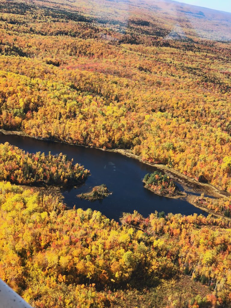 Vol hydravion : Québec