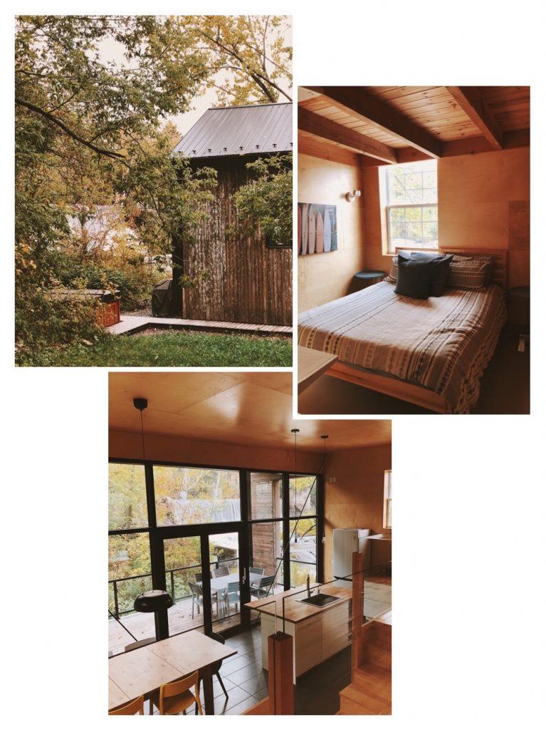 Airbnb à Saint Jean Port Joli : Québec