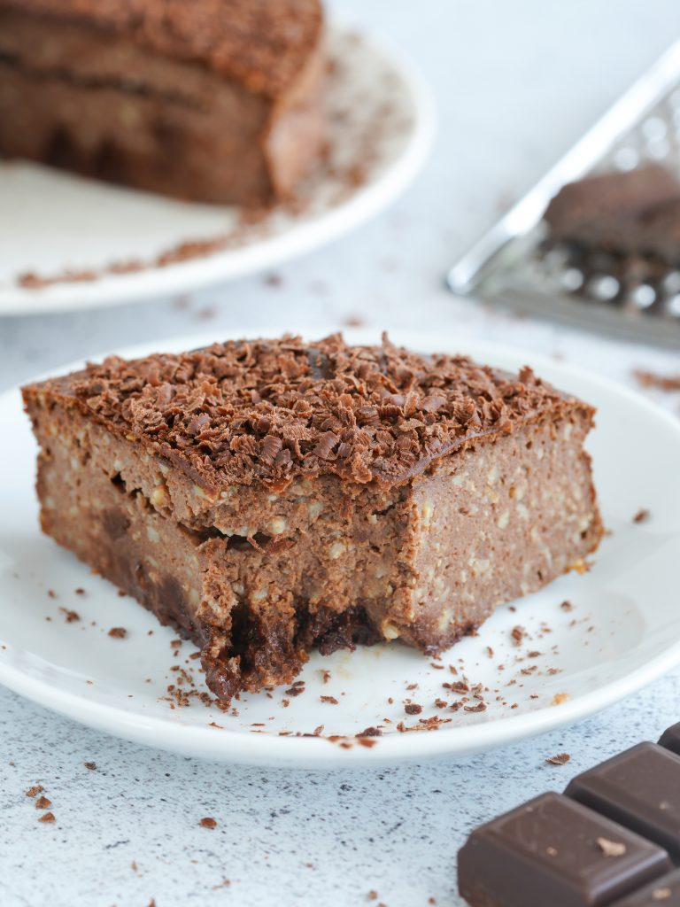 Recette du CacaoCake : 100% chocolat !