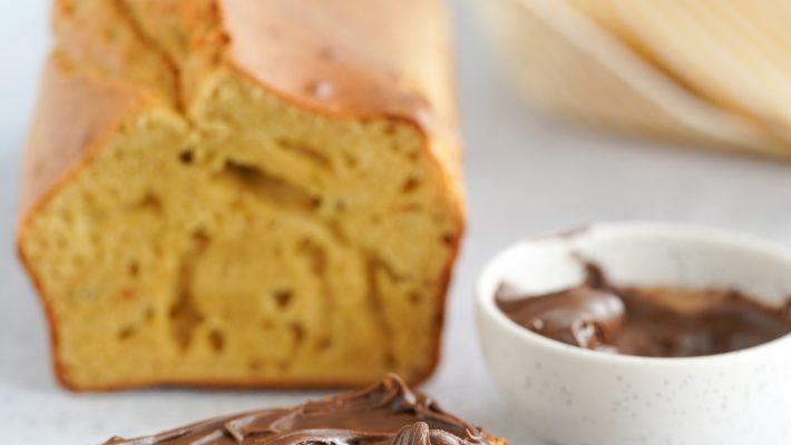 Recette de Pain'Cake version 2 : entre pain & gâteau