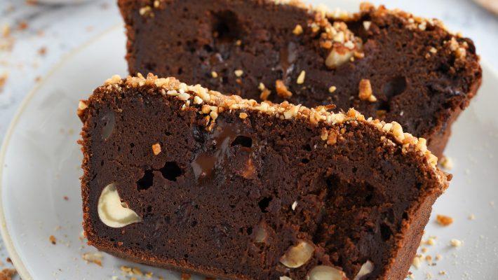 Fondant Chocolat & noisettes : inratable !