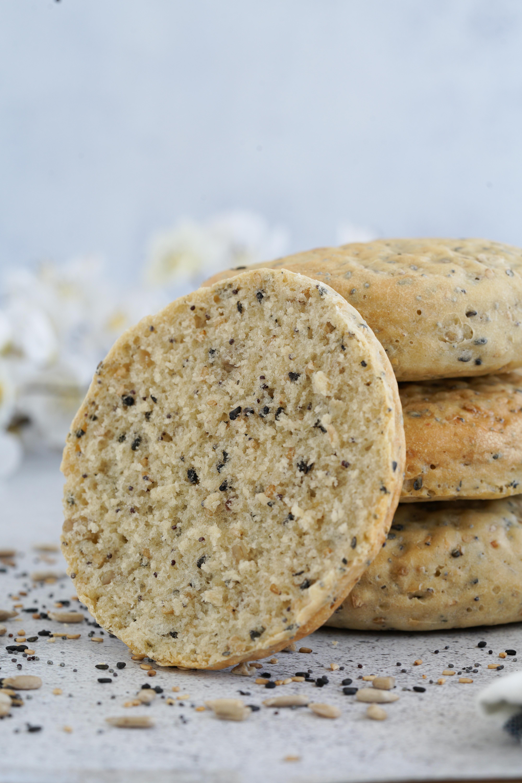 Petits pains individuels : aux graines