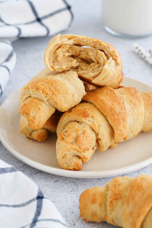 """Recette de """"Croissants Briochés"""" :  en version EXPRESS"""