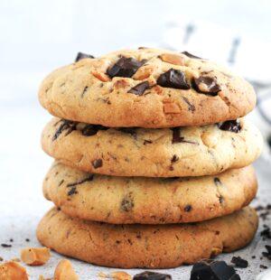 Cookies Macadamia Choco & Fleur de sel